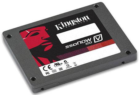 Kingston SSDNow V100 32 ГБ