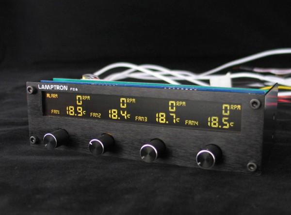 Контроллер вентиляторов Lamptron FC6