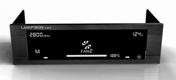 Контроллер вентиляторов Lamptron Fan Controller «Touch»