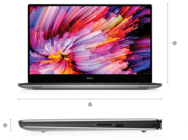 Dell XPS 9650