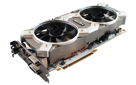KFA2 GeForce GTX 780 HOF
