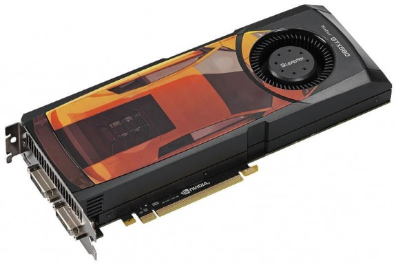 Leadtek WinFast GeForce GTX 580