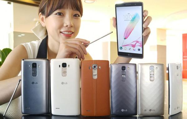 LG G4 Stylus, LG G4c