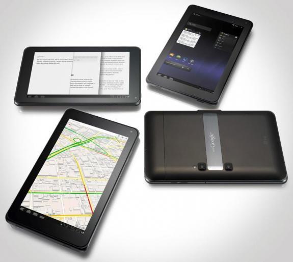 Планшет LG Optimus Pad