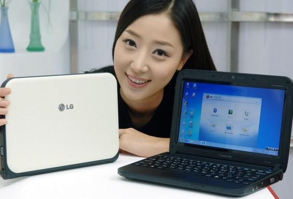 Нетбук LG X170