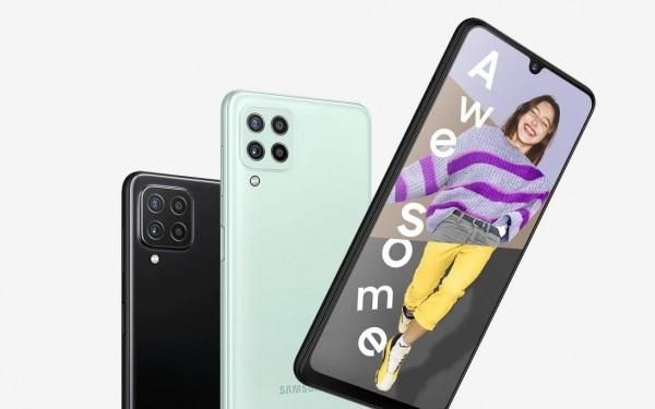 Смартфон Samsung Galaxy M22 еще до анонса стал доступен в некоторых европейских маркетах