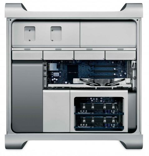 Новые компьютеры от Apple с поддержкой USB 3.0 и быстрого FireWire