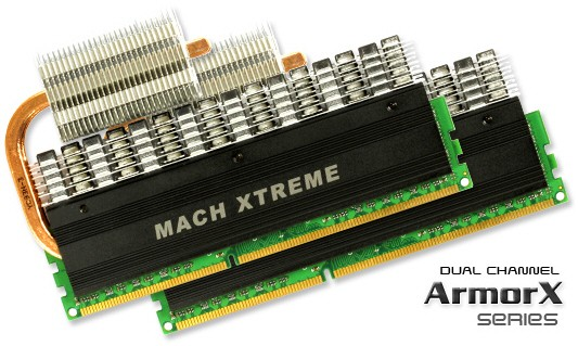 Mach Xtreme ArmorX MXD3AX16008GK и MXD3AX20008GK