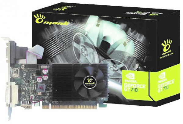 Manli GeForce GT 710