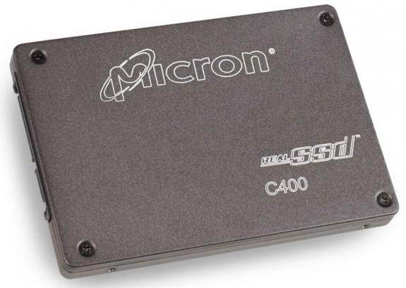 SSD-накопители Micron RealSSD C400