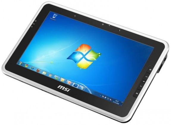Планшет MSI WindPad 110W