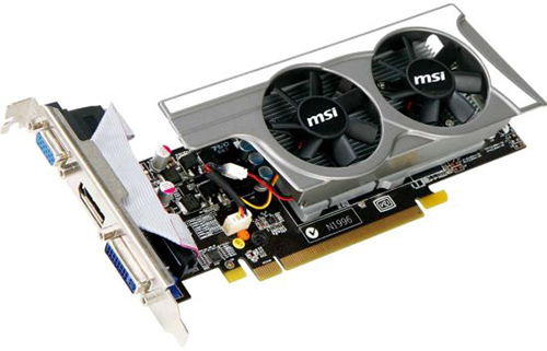 MSI R5670-PD512