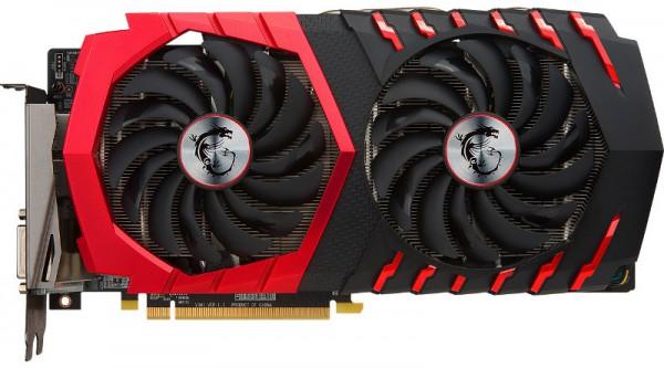 MSI Radeon RX 470 GAMING X