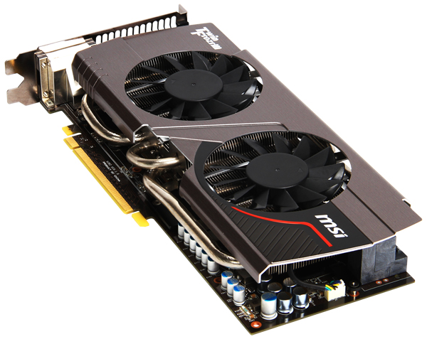 MSI GeForce GTX 680 Twin Frozr III OC