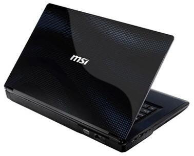 Ноутбук MSI CR430