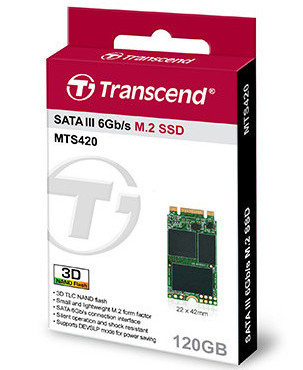 Transcend, SSD230, MTE850, MTS810, MTS420