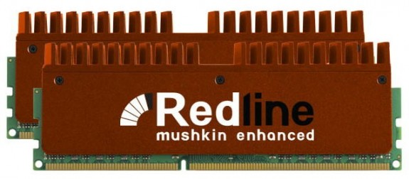Оперативная память Mushkin Redline Ridgeback