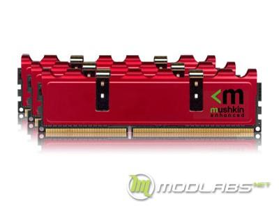 Mushkin 998805Black – 6 Гб (3x2 Гб)