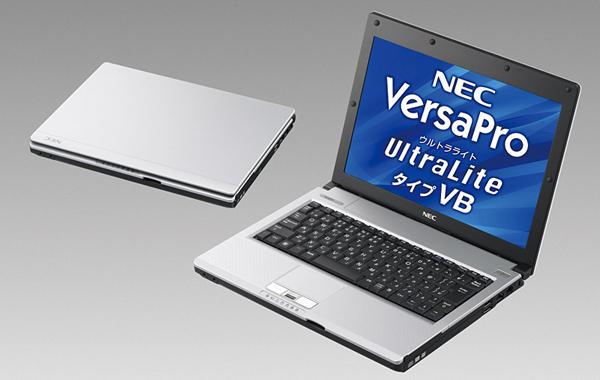 Ноутбук NEC VersaPro UltraLite VB