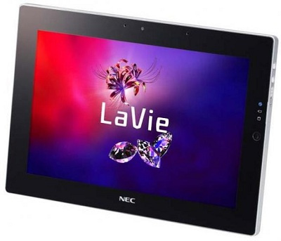 NEC LaVie Touch