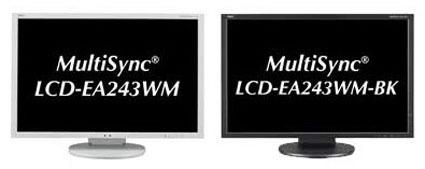 NEC LCD-EA243WM LCD-EA243WM-BK