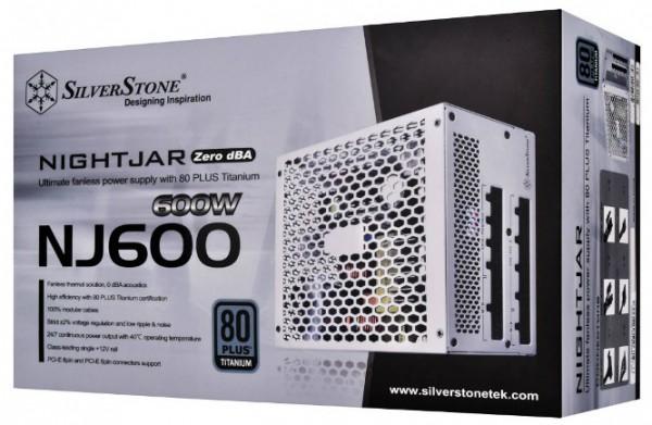 SilverStone NJ600