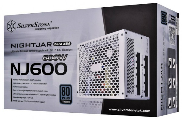 SilverStone NightJar NJ600