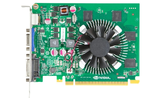 Видеокарта NVIDIA GeForce GT 440