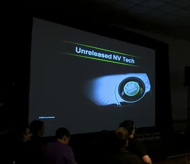 Презентация NVIDIA GeForce GTX 580