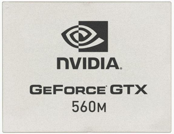 NVIDIA GeForce GTX 560M