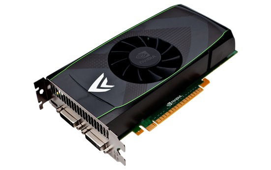 Видеокарта NVIDIA GeForce GTS 450
