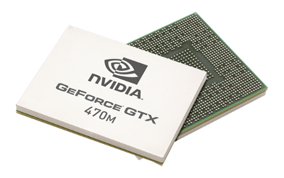 GPU GeForce GTX 470М