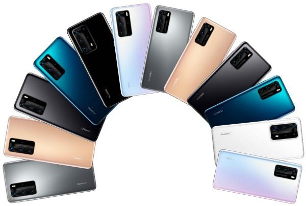 Huawei P40, P40 Pro и P40 Pro Premium