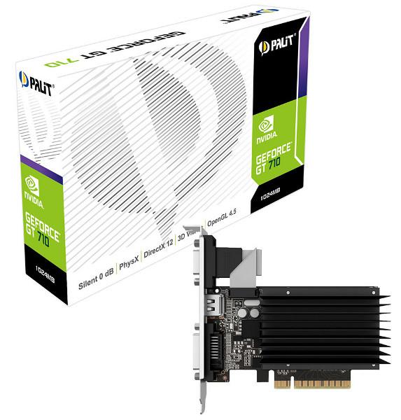 Palit GeForce GT710