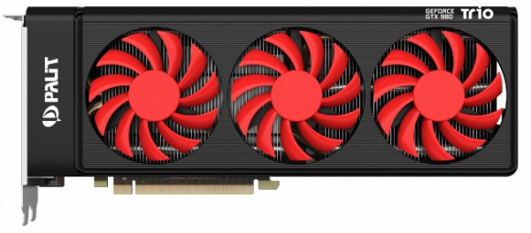 Palit GeForce GTX 980 Trio
