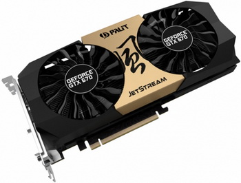 Palit GeForce GTX 670 Jetstream