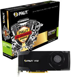 Palit, GeForce, GTX 680