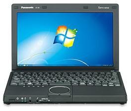Ноутбук Panasonic Let's Note J9