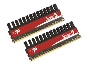 Patriot Viper II Series Sector 5 Edition DDR3-2500 МГц