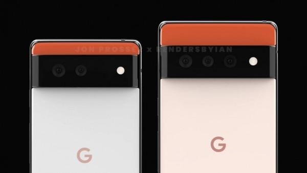 Google, Pixel 6, Pixel 6 Pro, Google Oriel, Google Raven