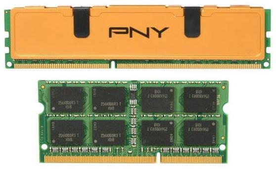 PNY Technologies DIMM SO-DIMM 4 GB RAM