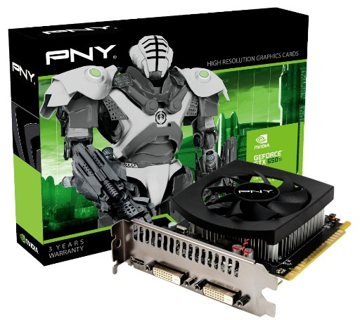 PNY GeForce GTX 650 Ti