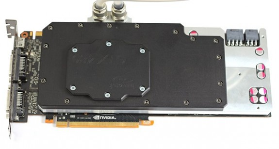 Видеокарта Point of View GeForce GTX 480 Beast Edition