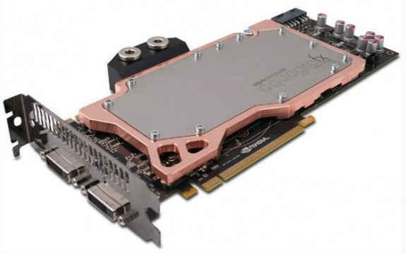 Видеокарта POVTGT GeForce GTX 580 Beast