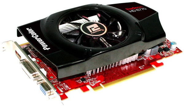 Видеокарта PowerColor Radeon HD 6770