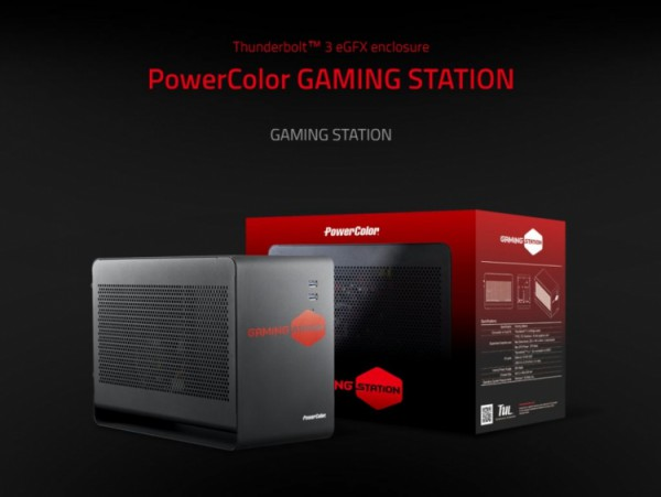 PowerColor Gaming Station