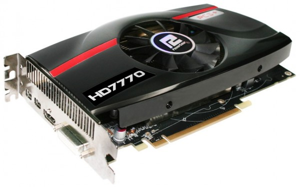 PowerColor PCS+ HD 7770 GHz Edition