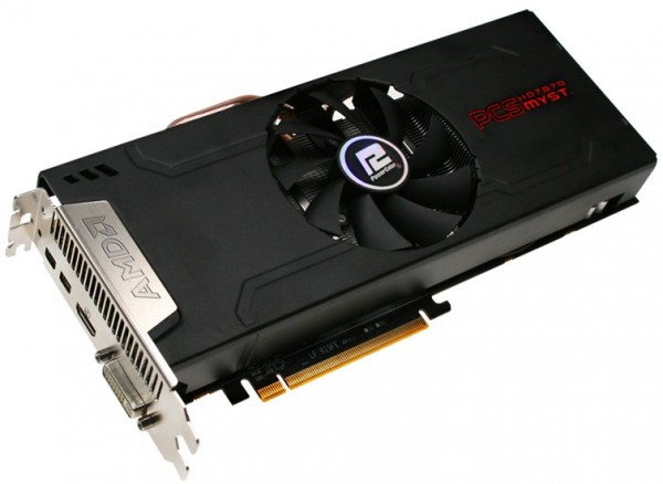 PowerColor PCS+ HD7870 Myst. Edition