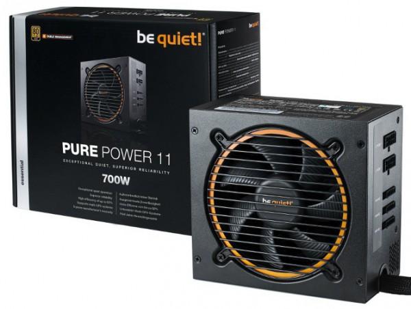 be quiet! Pure Power 11 CM