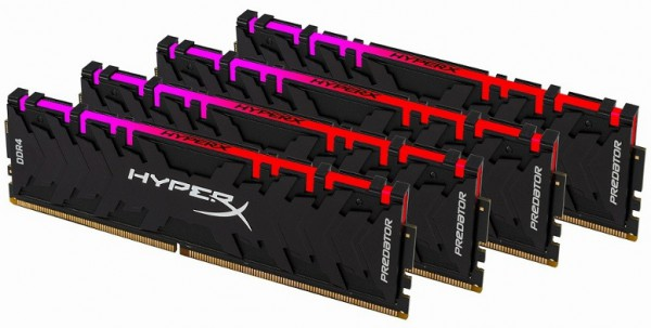Kingston HyperX Predator DDR4 RGB